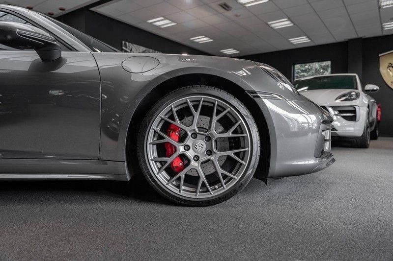 Porsche 911 992 4S Coupe Sport Design Pakket PDCC Ventilatie Pano ACC Surround Camera Achteras besturing 992 Carrera 4 S Vol afbeelding 13
