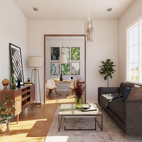 Projeto de Interiores - Imagem 360°