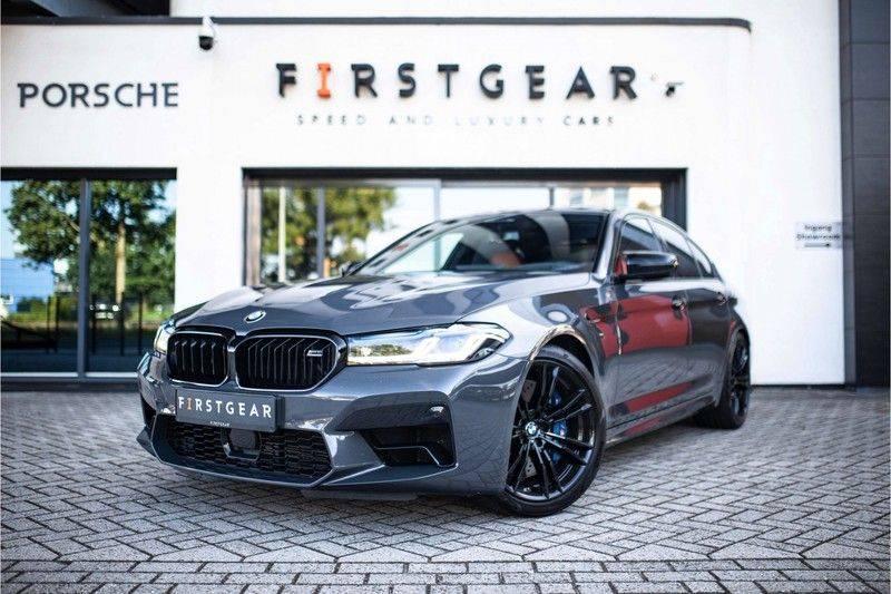 BMW 5 Serie M5 Competition *M Sportuitlaat / Laserlight / Harman/Kardon / ACC* afbeelding 1