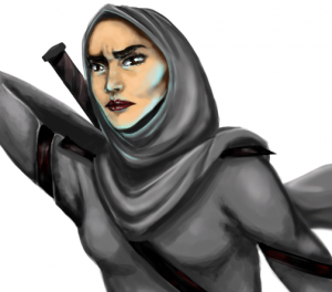 "Don't Mess with a Hijabi: An Interview with the Creator of ""Qahera"""