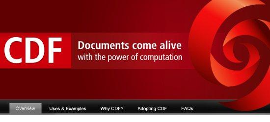 Wolfram Computational Document Format