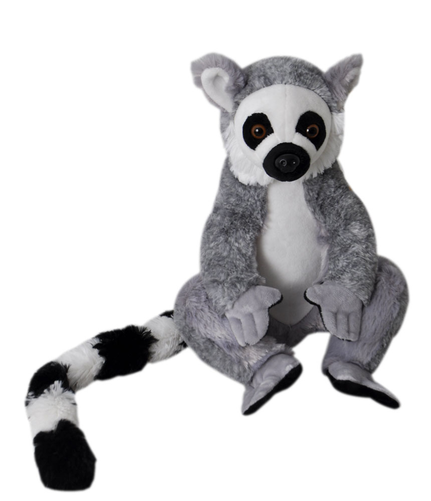 "The Petting Zoo: 10"" Wild Onez Lemur"