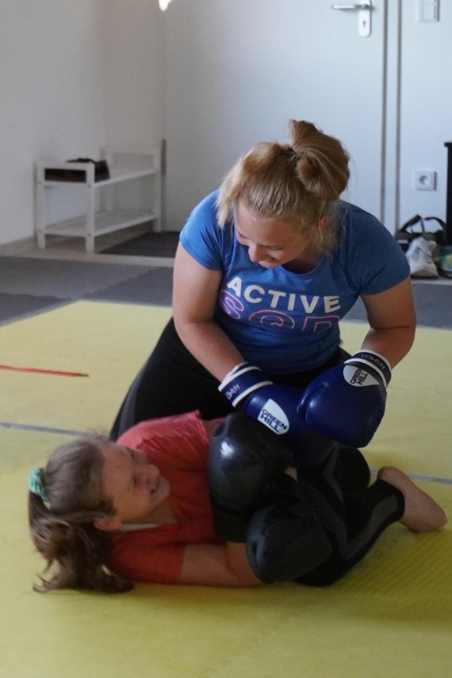 MMA für Jugendliche und Erwachsene
