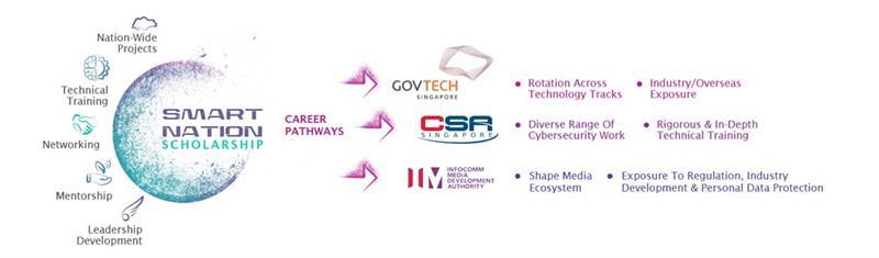 Smart Nation Scholarship pathway