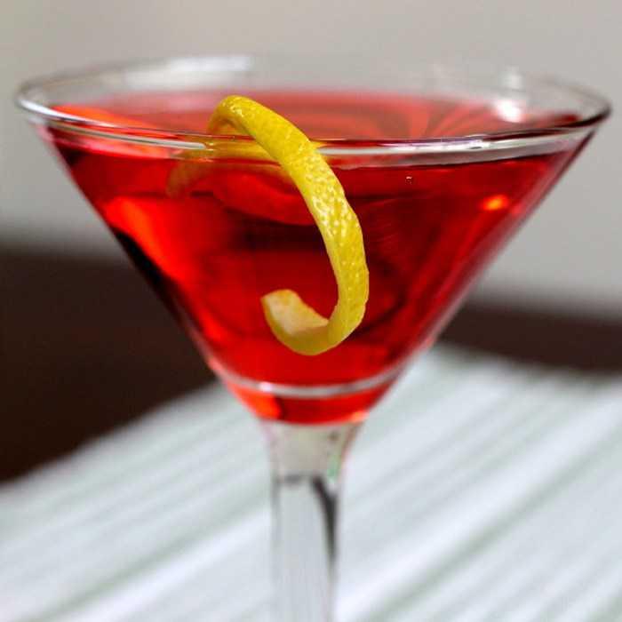 Quaker's Cocktail Cocktail