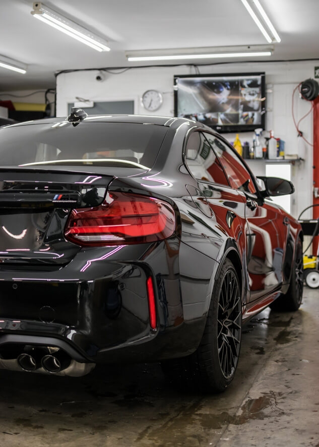 BMW M2 Competition PPF,Ceramic Coating,Paintwork Enhancement,Paintwork Protection