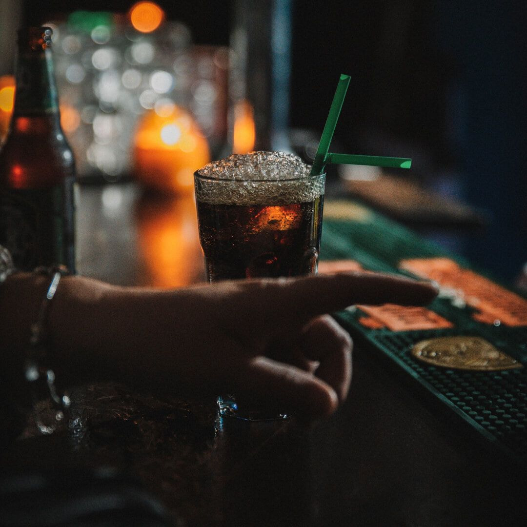 Verve Bar Leeds Drinks