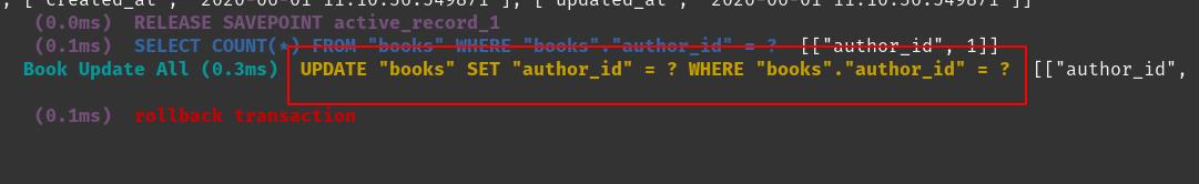 SQL logs