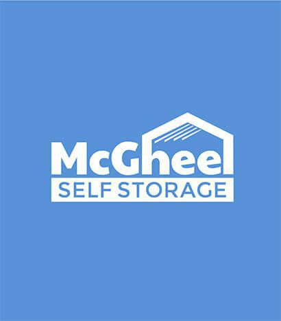 McGhee Self Storage Logo