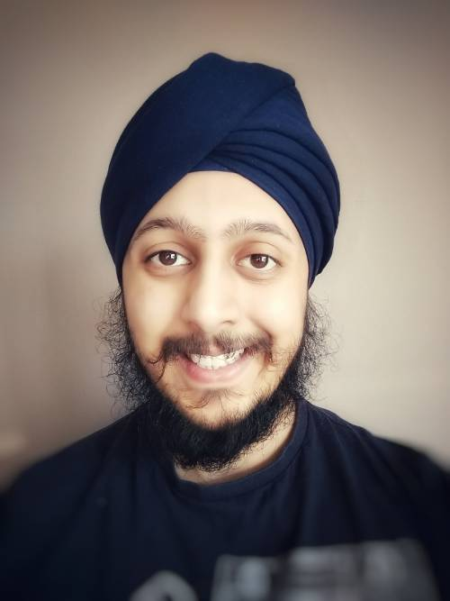 Photo of Jasdeep Khalsa