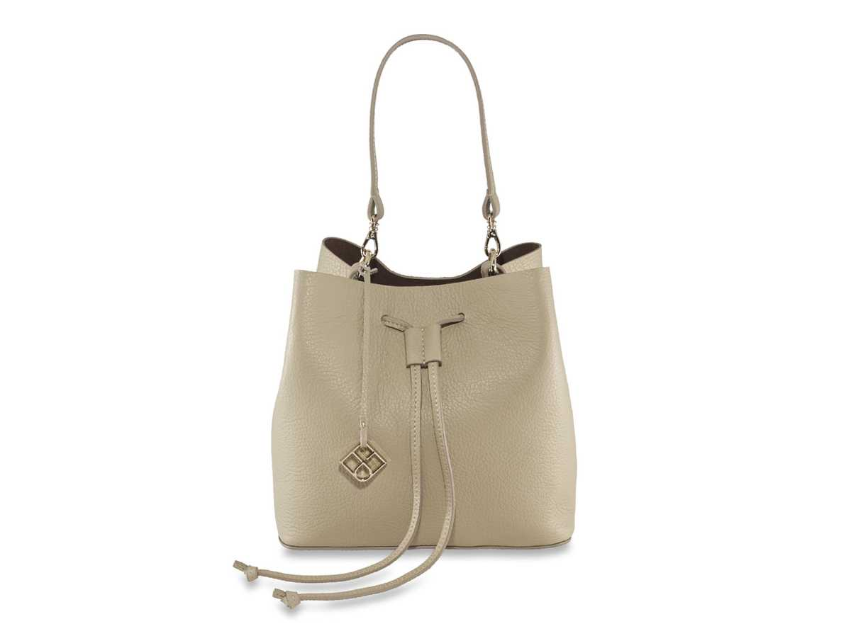 Alya Bucket Small - taupe