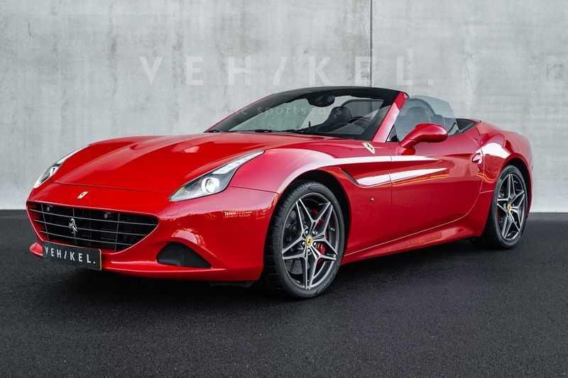Ferrari California T 3.9 // Rosso Corsa // Onderhoudsgarantie afbeelding 5