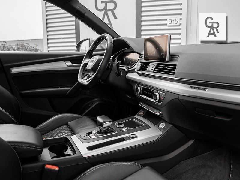 Audi SQ5 Panorama dak B&O Sportstoelen 3.0 TFSI SQ5 quattro Pro Line Plus afbeelding 10
