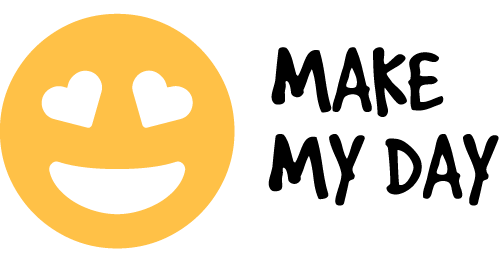 Staymate Make My Day Logo