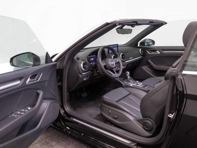 Audi A3 Cabriolet 35 TFSI CoD Sport | 150 pk | Automaat | Virtual Cockpit | Camera | Adaptieve Cruise | DAB | Leder Milano | Keyless-Entry | afbeelding 10