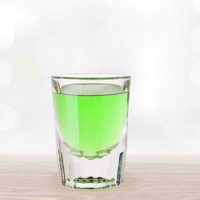 Apple Slammer Cocktail