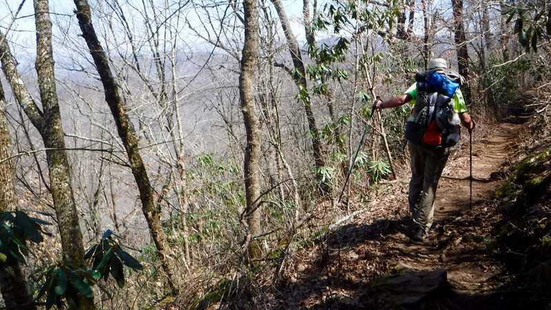 Hiking with Bluestem
