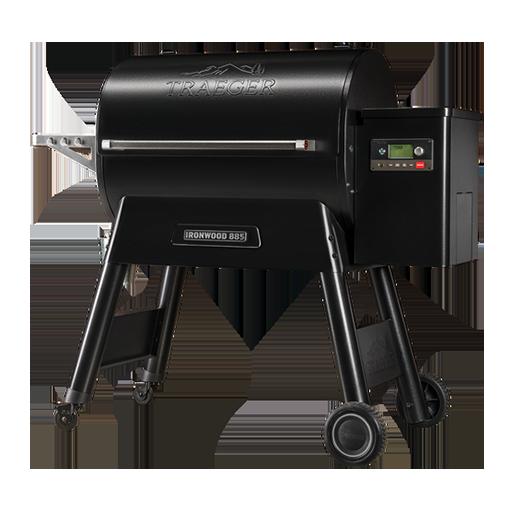 Fumoir Traeger Ironwood Series 885