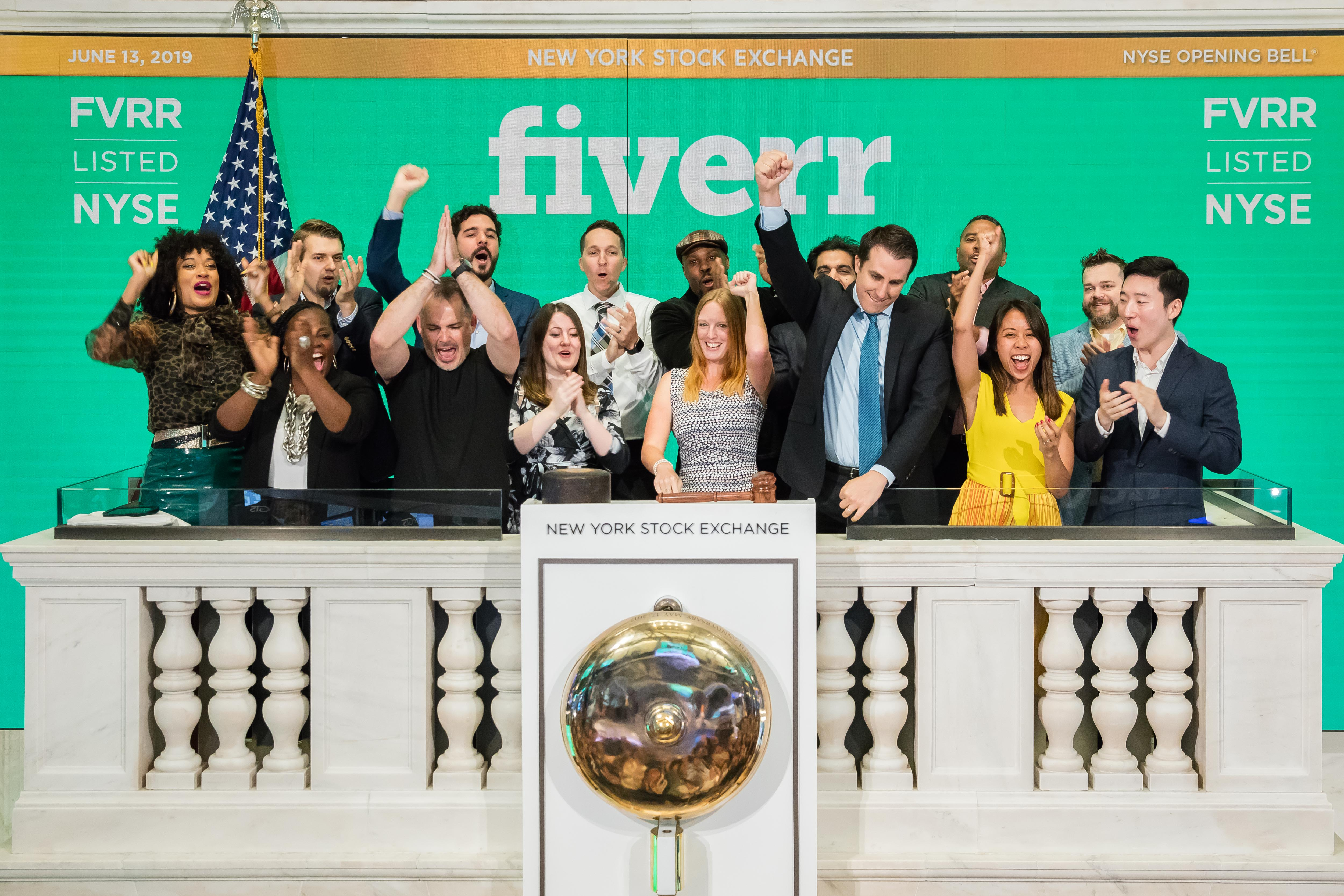 Fiverr end of year review