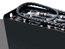 Trakční baterie 24V 7PzS875