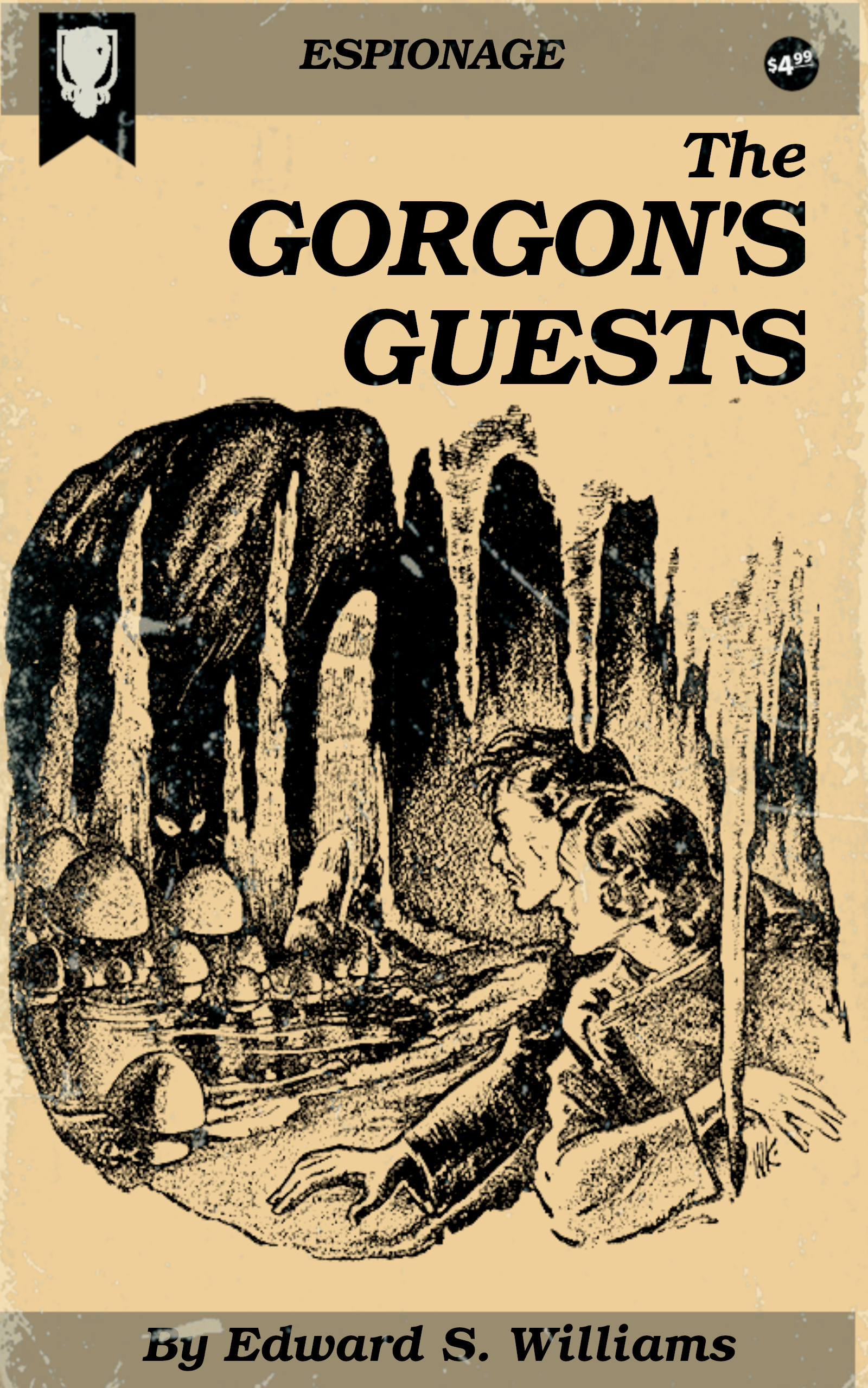 The Gorgon's Guests by John H. Knox
