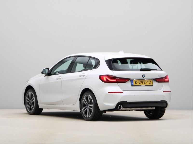 BMW 1 Serie 118i High Executive Edition Sport Line afbeelding 9