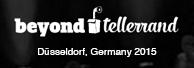 Beyond Tellerand. Dusseldorf, Germany 2015