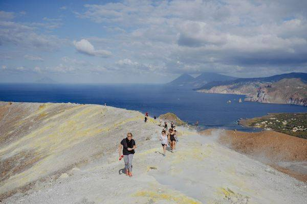 6 Things To Do On Italy's Volcanic Beaches