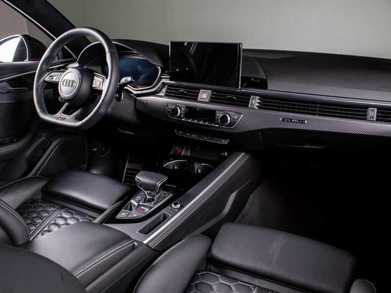Audi RS4 2.9 TFSI quattro | Matrix LED | Panoramadak | B&O | Virtual Cockpit | afbeelding 12