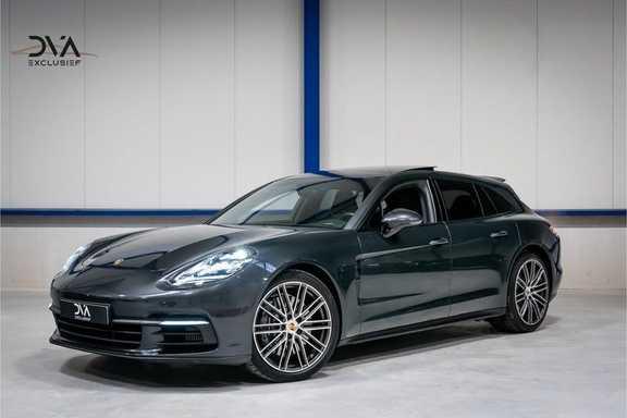 Porsche Panamera 4 Sport Turismo Sportuitlaat/BOSE/Alarm4&5 DealerOND/PANO/Sportuitlaat/GAR