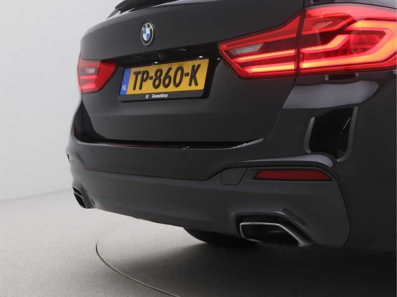 BMW 5 Serie Touring 530i High Executive M-Sport Automaat afbeelding 18