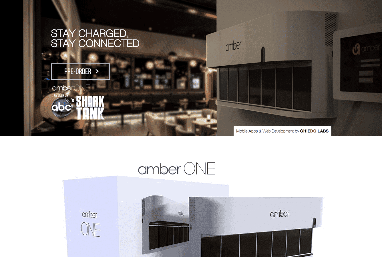 theamber home