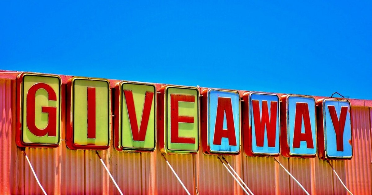 The Giveaway | Win Awesome Prizes