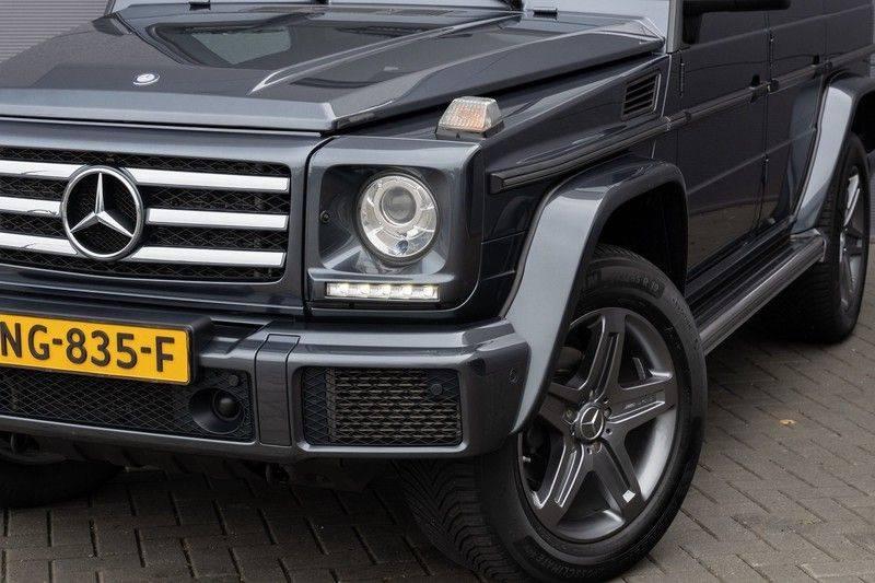 Mercedes-Benz G-Klasse 350 D 245pk Sportpakket Schuifdak Distronic Stoelventilatie afbeelding 16