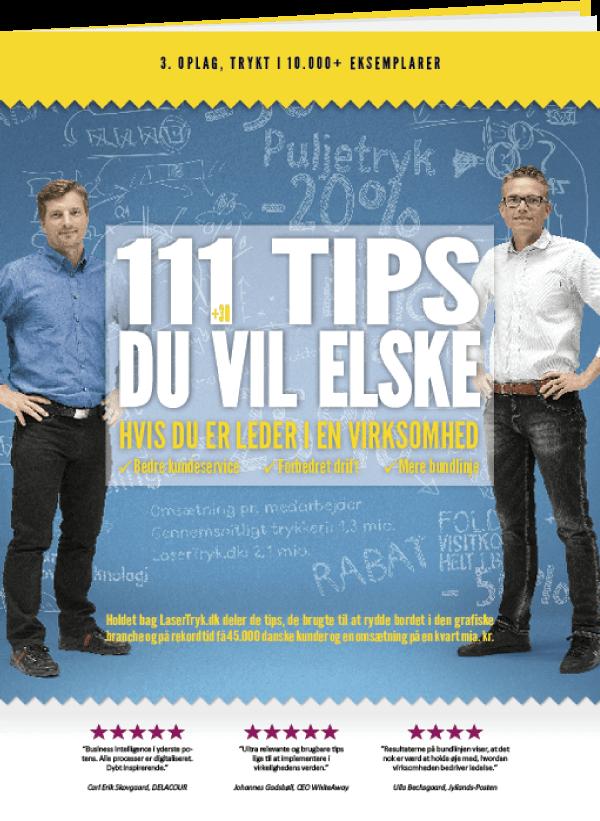 111 tips du vil elske - Billy Regnskabsprogram