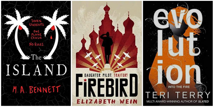 "The Island, Firebird, Evolution"""