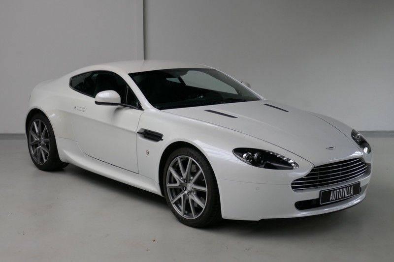 Aston Martin V8 Vantage 4.7 V8 Sportshift Carbon sportstoelen afbeelding 3