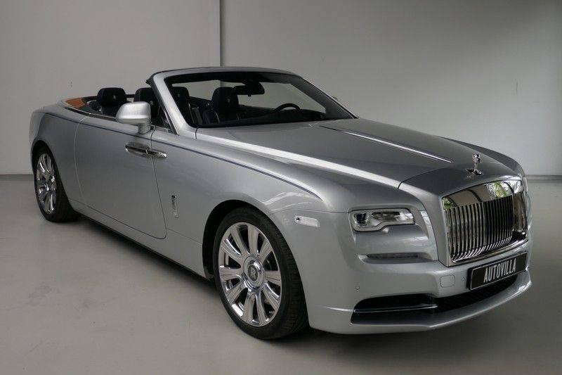 Rolls-Royce Dawn 6.6 V12 Teakdeck afbeelding 6