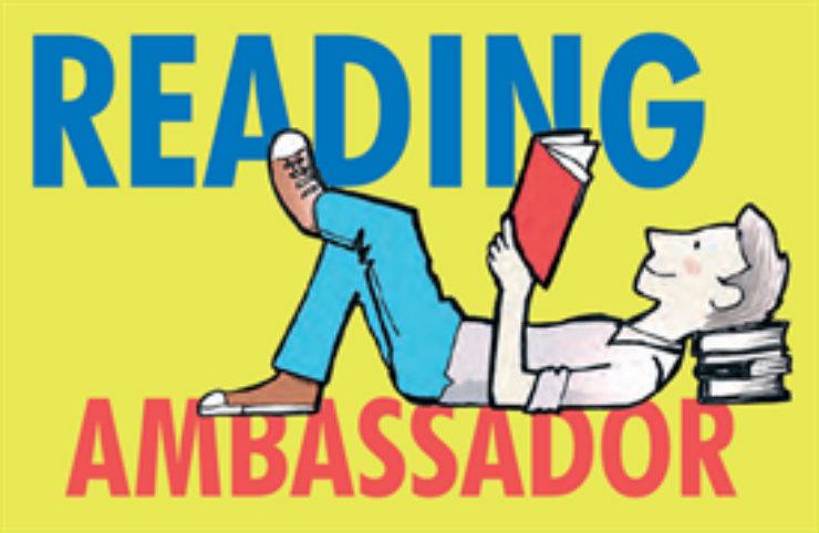 Reading Ambassador image