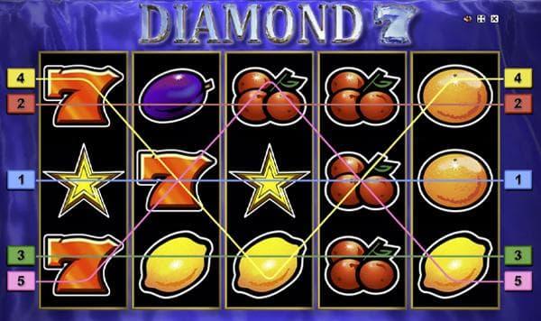 diamond 7 hauptspiel