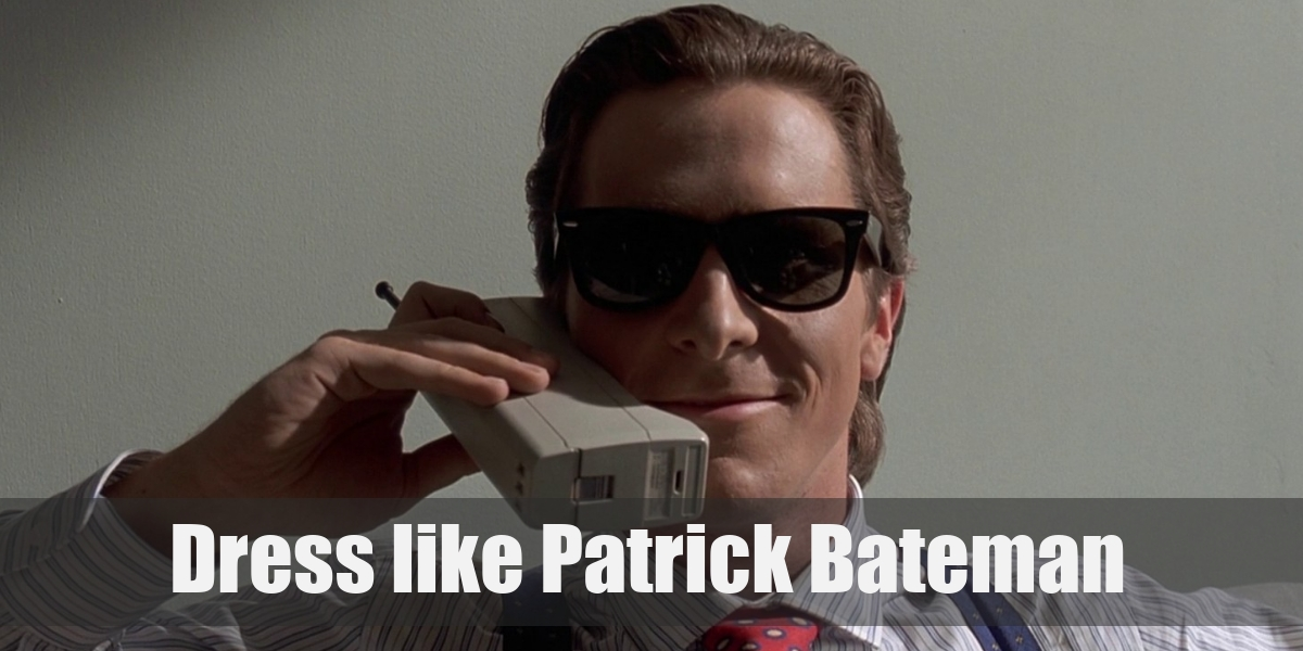 Costume Guide to Patrick Bateman's Murderous Style from American Psycho