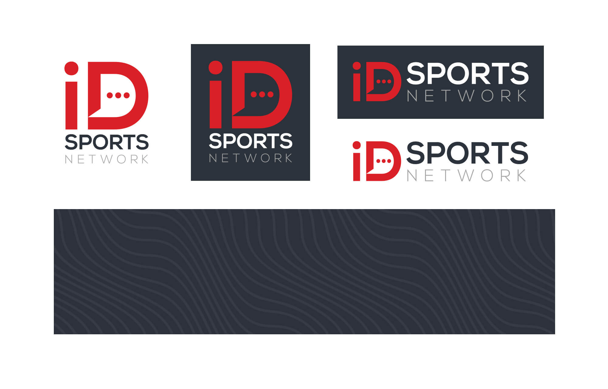 iD Sports Brand Layout