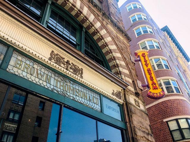 City Steam Brewery, 942 Main Street, Hartford, CT 06103