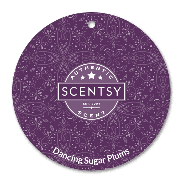 Dancing Sugar Plums Scent Circle
