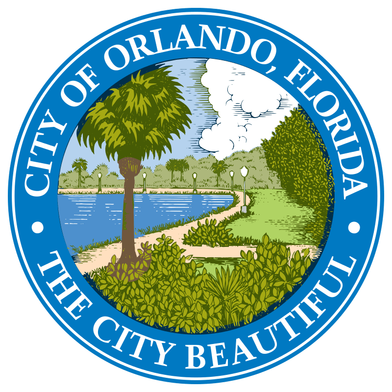 logo of City of Orlando