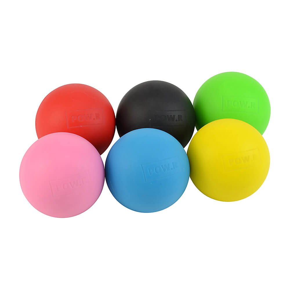 Trigger massage balls