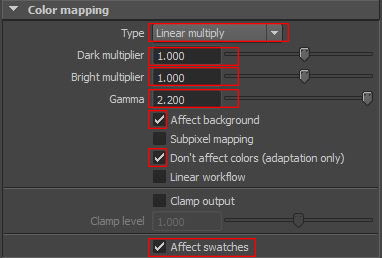 002 vray for maya linear workflow guide hanhanxue