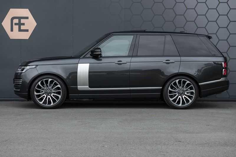 Land Rover Range Rover 4.4 SDV8 Autobiography Head Up, Adaptive Cruise Control, Gekoelde/ Verwarmde stoelen, Massage Functie afbeelding 9
