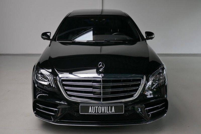 Mercedes-Benz S-Klasse 560 4Matic Lang Premium Plus afbeelding 2