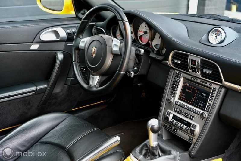Porsche 911 3.6 Turbo afbeelding 24